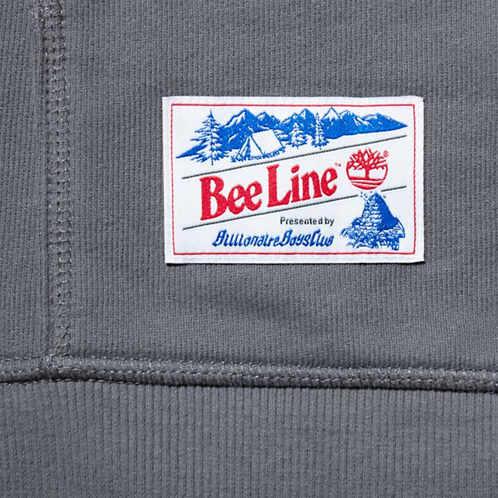 Sudadera con capucha y logotipo Bee Line x Timberland® para Hombre en azul marino-