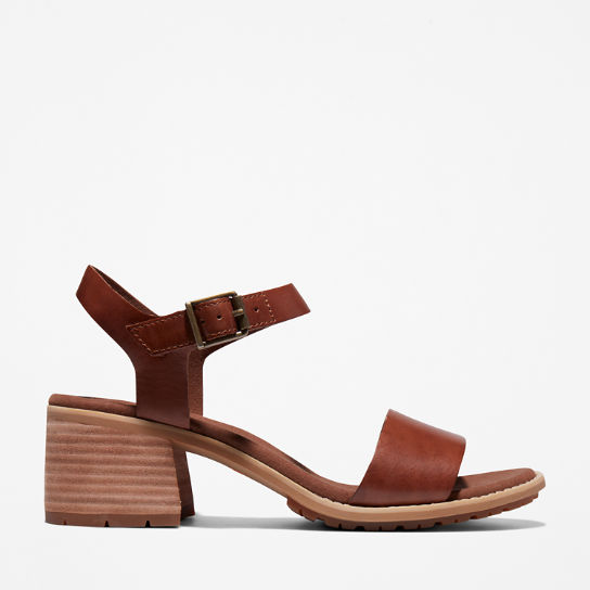 Laguna Shore Sandal for Women in Brown | Timberland