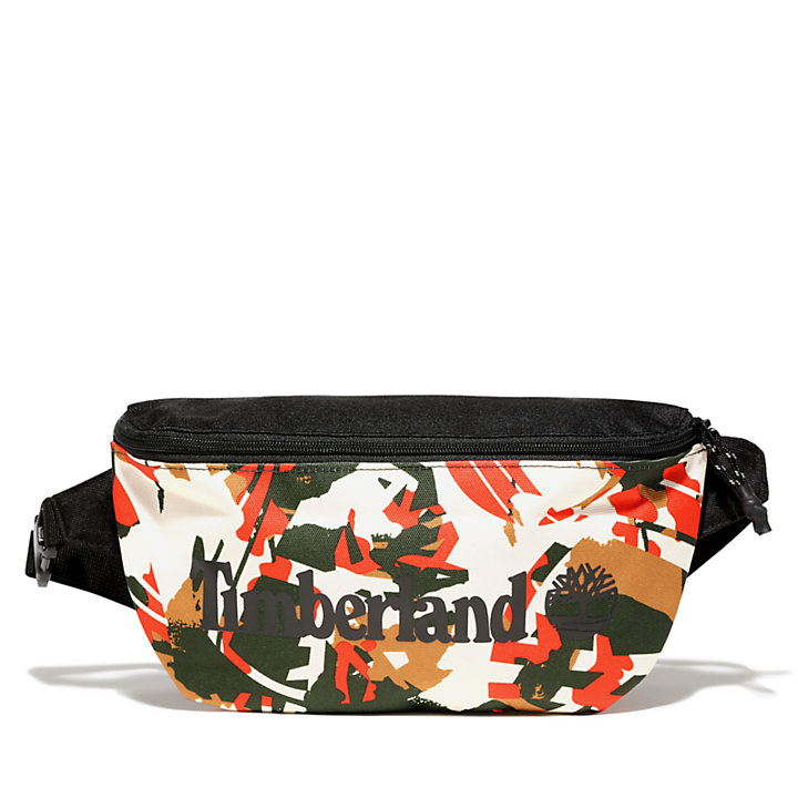 Logo Sling Bag in Camo-
