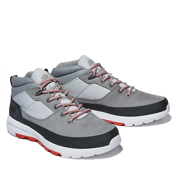 Chaussure de randonnée basse Sprint Trekker pour homme en gris-