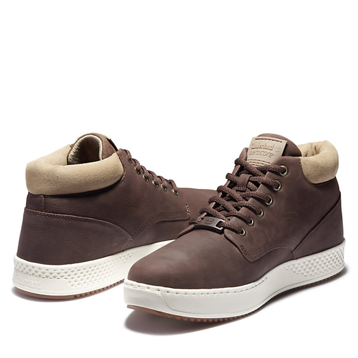 CityRoam Chukka Boot for Men in Dark Brown-