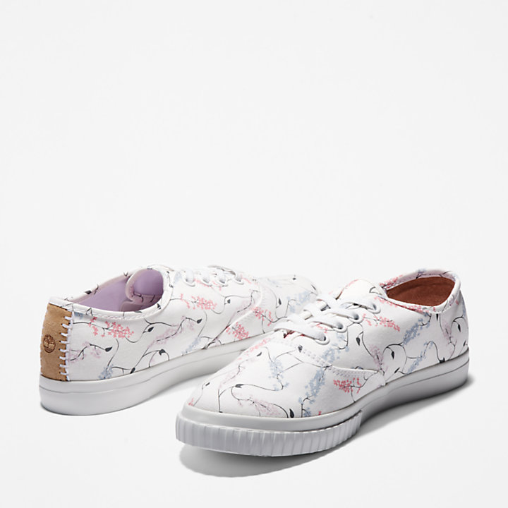Newport Bay Oxford for Women in Floral-