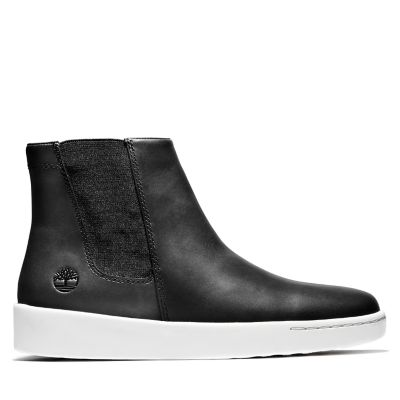 Teya+Chelsea+Boot+for+Women+in+Black