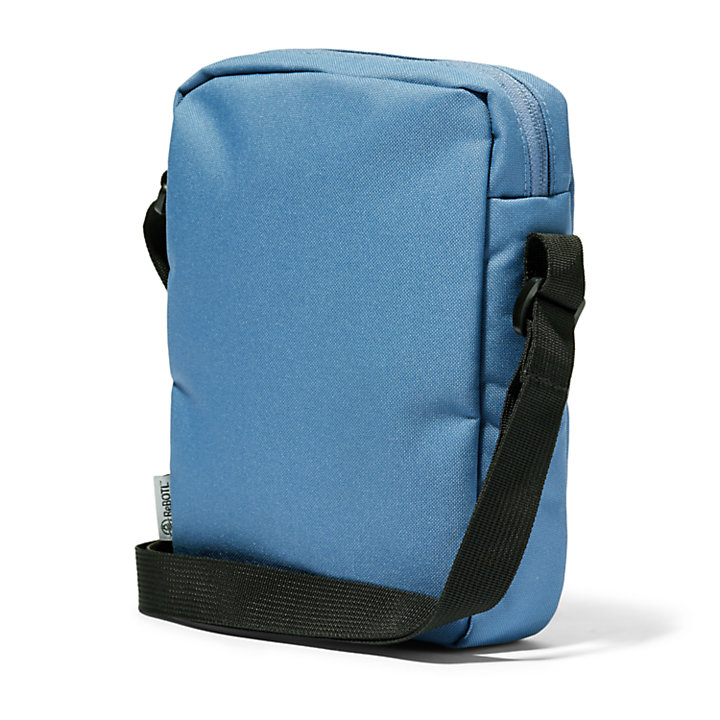 Bandolera Crofton en azul-