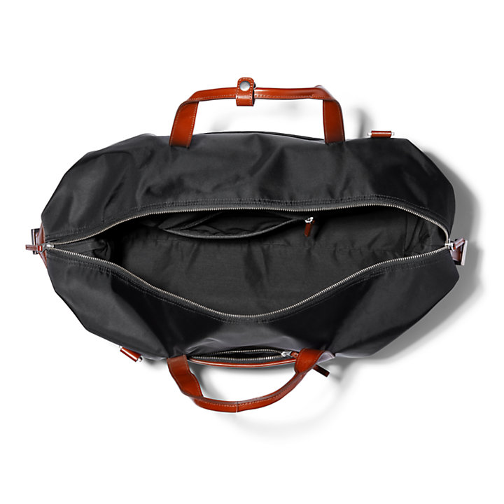 Alderbrook Duffel Bag in Black-