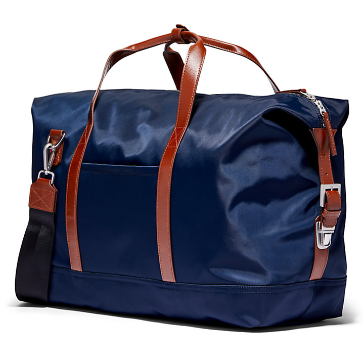 Alderbrook Duffel Bag in Navyblau-