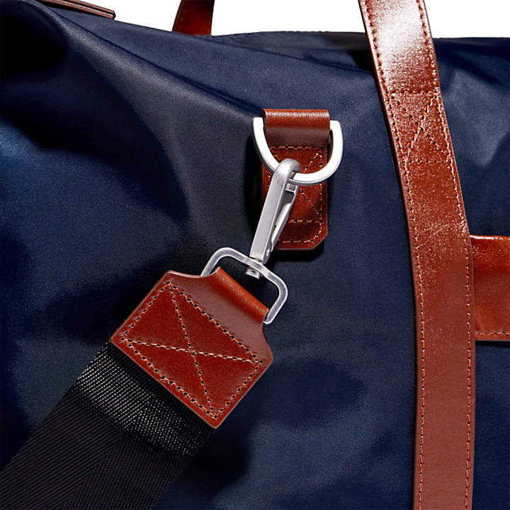 Alderbrook Duffel Bag in Navy-
