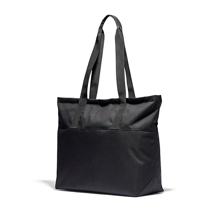 Crofton Tote Bag in Black-