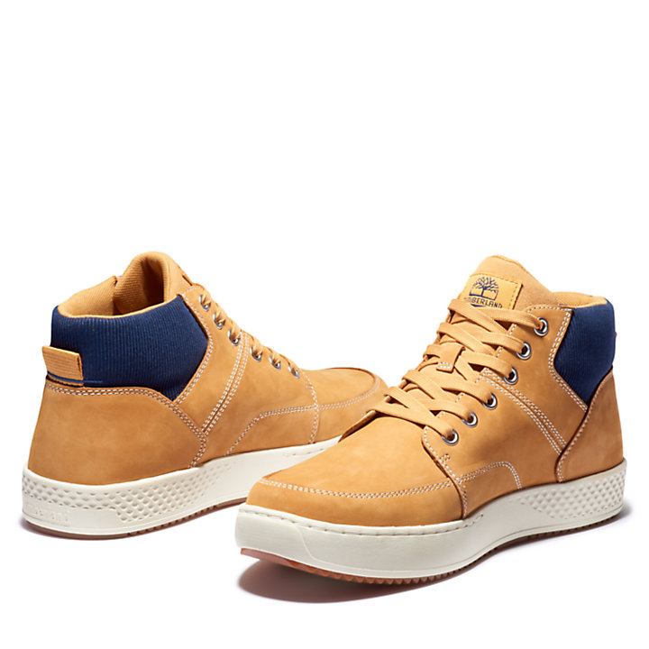 Cityroam™ Cupsole Chukka for Men in Yellow-