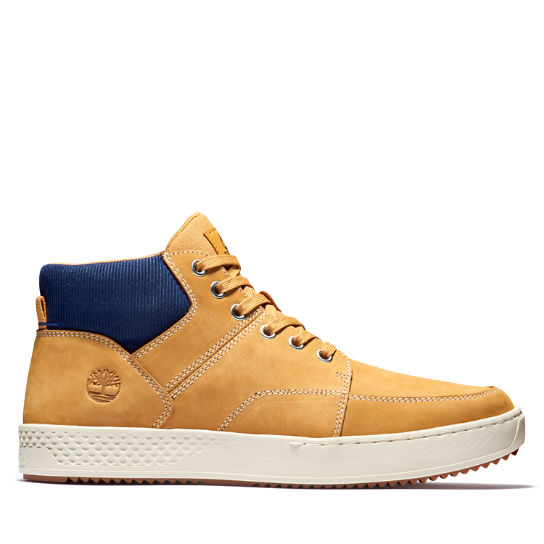 Cityroam™ Cupsole Chukka for Men in Yellow | Timberland