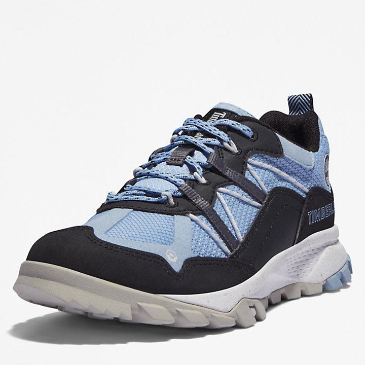 Garrison Trail Hiking Shoe for Women in Light Blue-