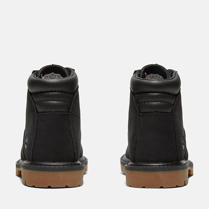 6-inch Boot Alburn pour tout-petit en noir-