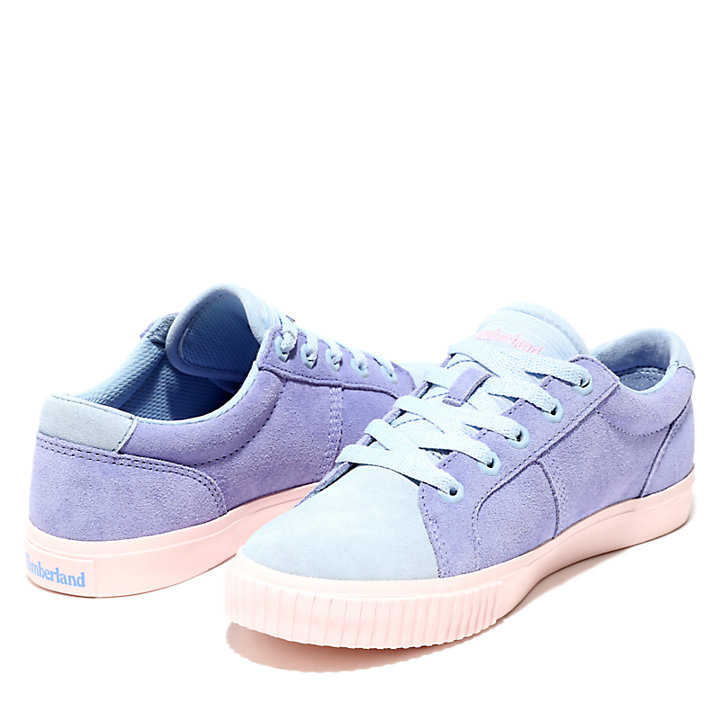 Skyla Bay Trainer for Women in Purple-