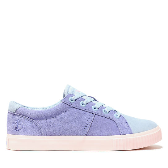 Skyla Bay Trainer for Women in Purple | Timberland