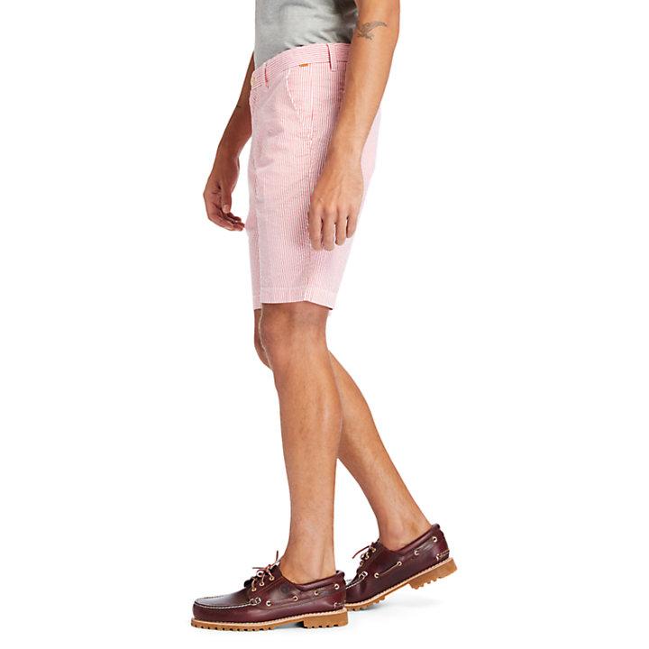 Pantalón Corto de Sirsaca para Hombre en rojo-