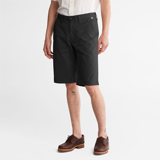 Squam Lake Chinoshorts für Herren in Schwarz | Timberland
