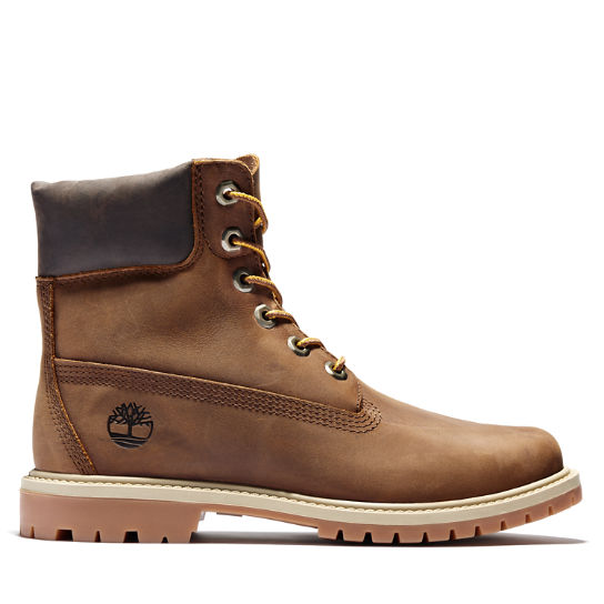 Heritage EK+ 6 Inch Boot for Women in Brown | Timberland