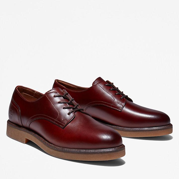 Cambridge Square Oxford Shoe for Women in Brown-