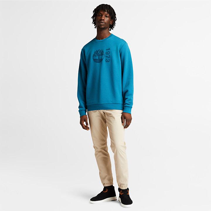Re-Comfort EK+ Sweatshirt for Men in Teal-