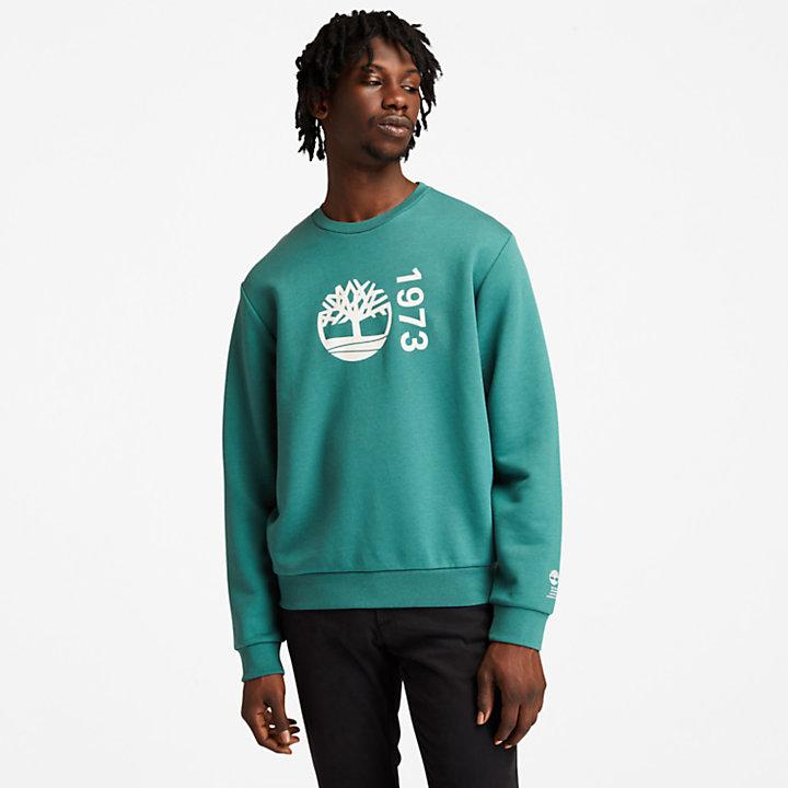 Sudadera Re-Comfort EK+ para hombre en verde-