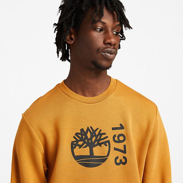 Re-Comfort EK+ sweatshirt voor heren in geel-
