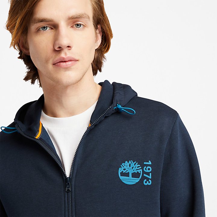 Sudadera Re-Comfort EK+ para hombre en azul marino-