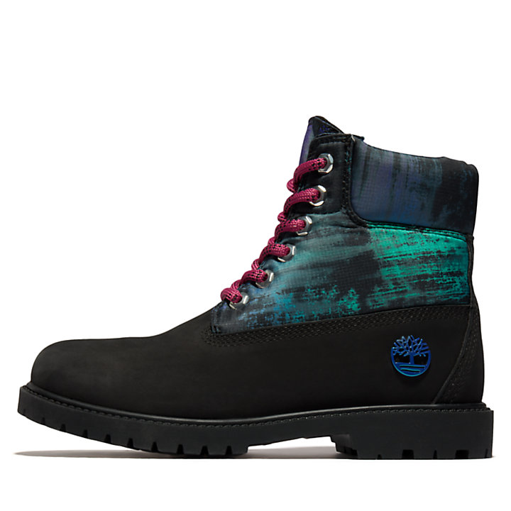 Timberland® Heritage Northern Lights Boot for Women in Black-
