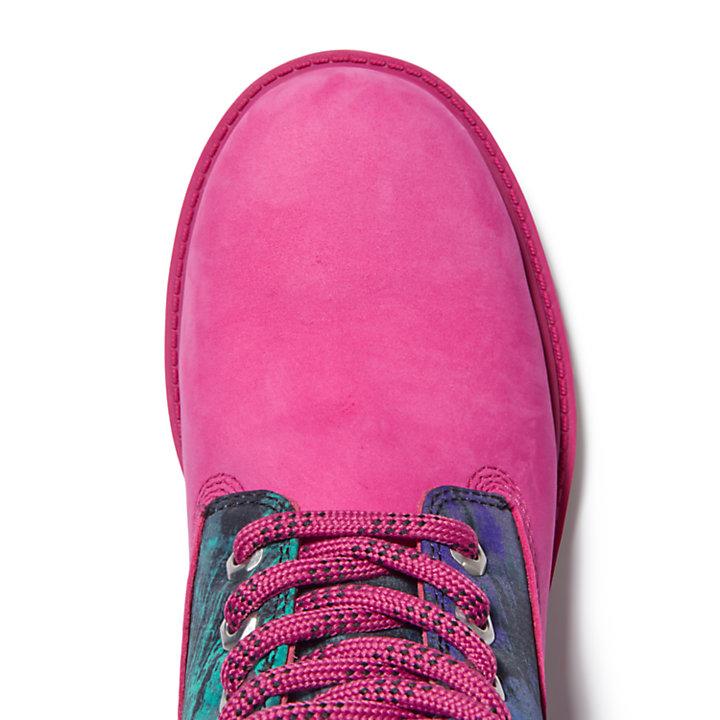 Stivale da Donna Timberland® Heritage Northern Lights in rosa-