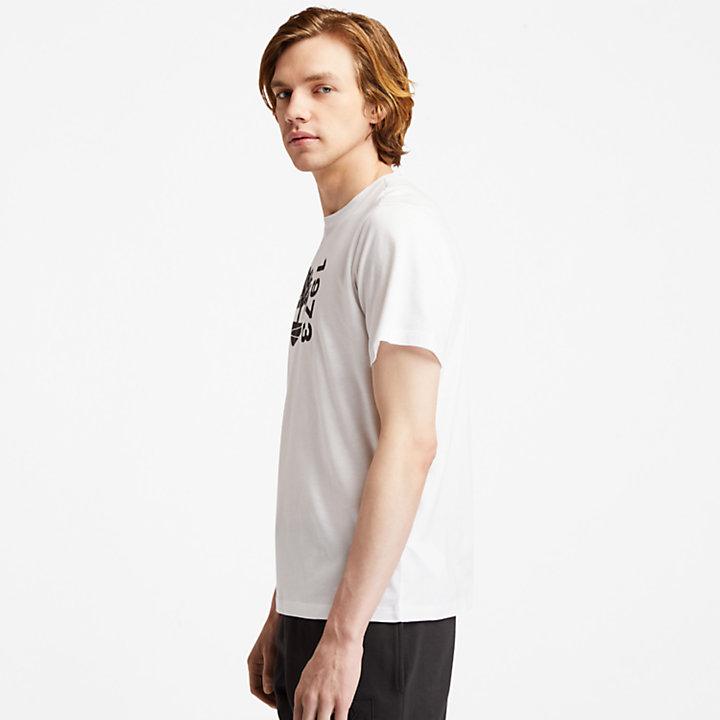 Re-Comfort EK+ T-Shirt für Herren in Weiß-
