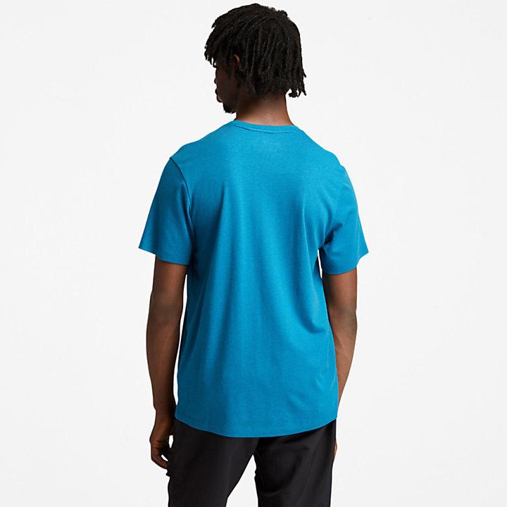 Re-Comfort EK+ T-Shirt für Herren in Petrol-