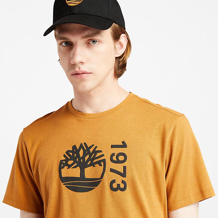 Re-Comfort EK+ T-Shirt for Men in Yellow-