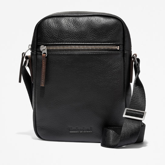 Tuckerman Small Crossbody Bag in Black | Timberland