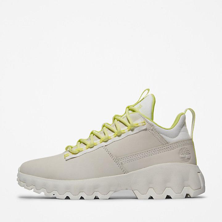 GreenStride™ Edge Sneaker voor dames in wit-