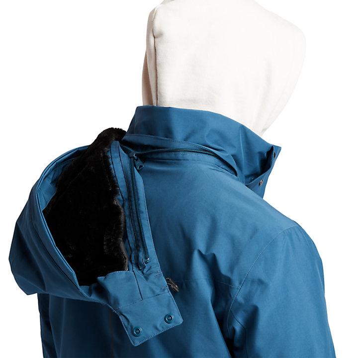 Giacca Impermeabile 3 in 1 da Uomo Eco Ready EK+ in blu-