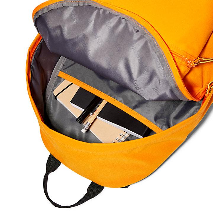 Klassischer Rucksack in Orange-