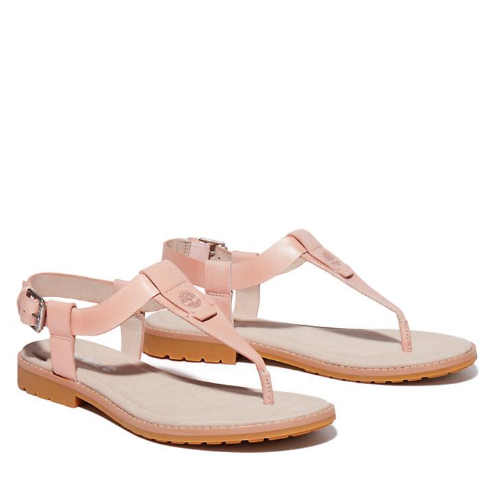 Chicago Riverside Thong Sandal for Women in Light Pink-