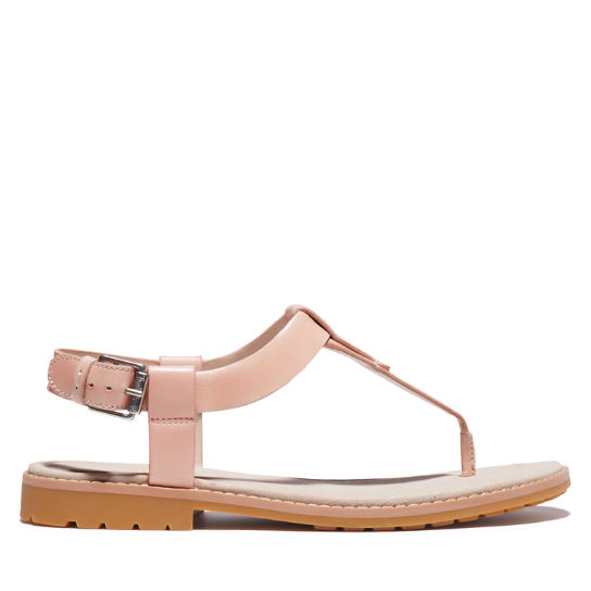 Chicago Riverside Thong Sandal for Women in Light Pink | Timberland