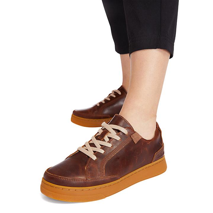 Zapatilla Atlanta Green EK+ para Mujer en marrón-
