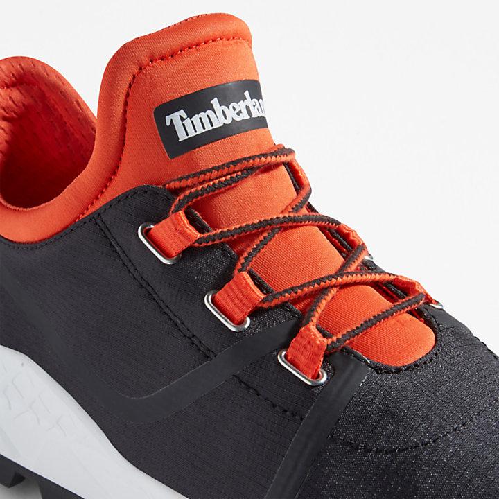 Brooklyn Sneaker aus Stoff für Herren in Schwarz-