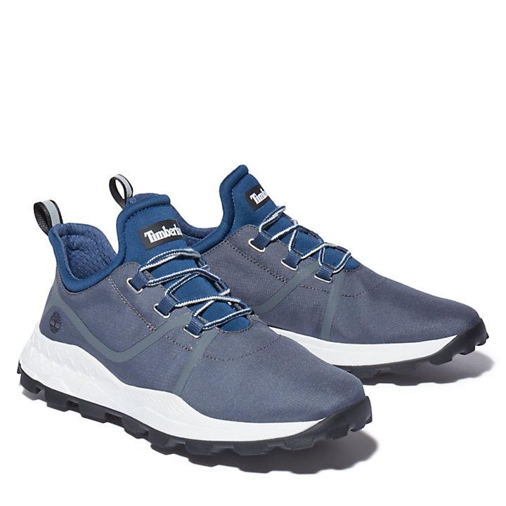 Zapatillas de Tela Brooklyn para Hombre en gris-