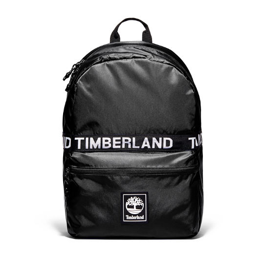 Timberland® Tape Backpack in Black | Timberland