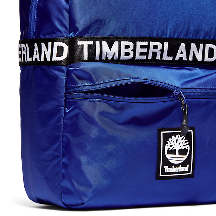 Timberland® Tape Rucksack in Blau-
