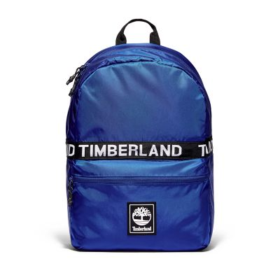 Timberland%C2%AE+Tape+Backpack+in+Blue