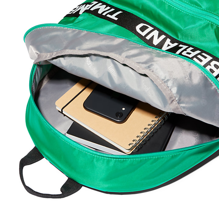 Timberland® Tape Backpack in Green-