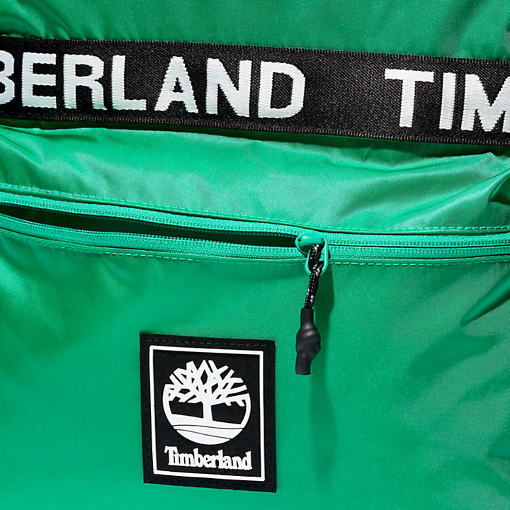 Sac à dos avec bande Timberland® en vert-