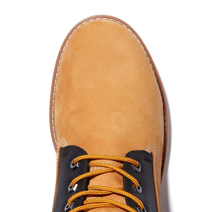 Botas 6 Inch Acolchadas Newmarket II para hombre en amarillo-