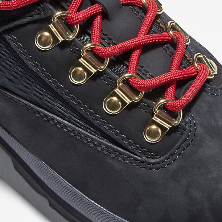 Timberland® Euro Hiker Hiking Boot for Men in Black-