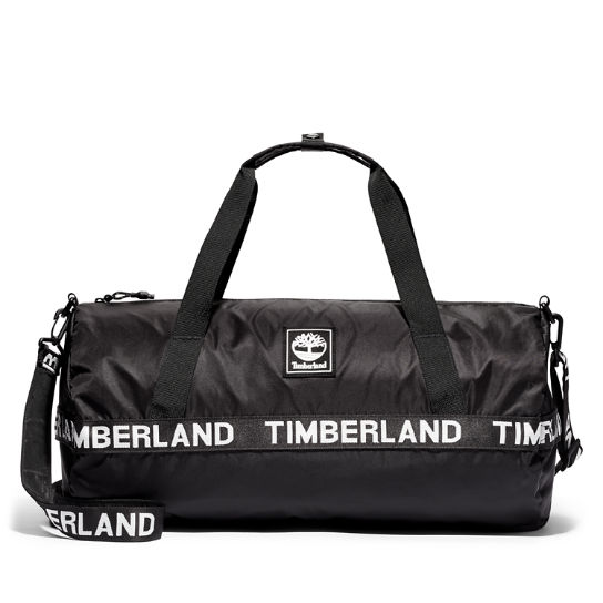 Sport Inspired Duffel Bag in Black | Timberland