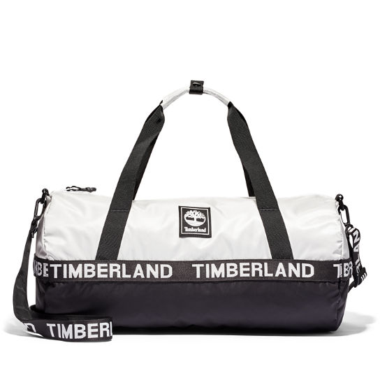 Sport Inspired Duffel Bag in White | Timberland