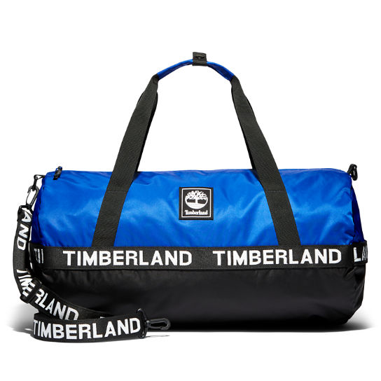 Sport Inspired Duffel Bag in Blue | Timberland